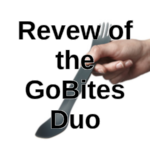 GoBites Duo fork and spoon