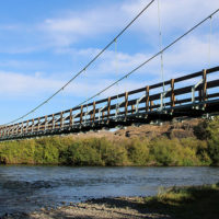 Umatanum Creek Suspension Bridge