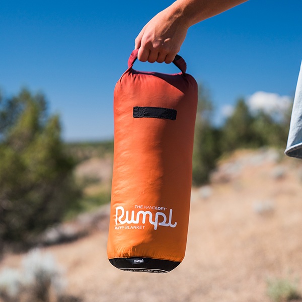 The Rumpl blanket that you need in your life