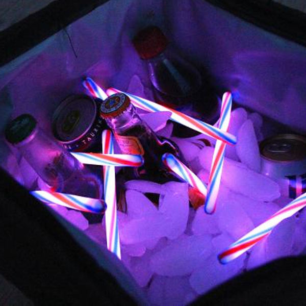 Lightsticks to make finding things in your cooler easier at night.