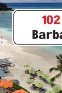 102 to Barbados