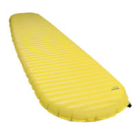 What is the best camping sleeping pad for front sleepers?