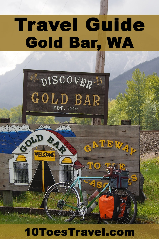Travel guide to Gold Bar, Washington