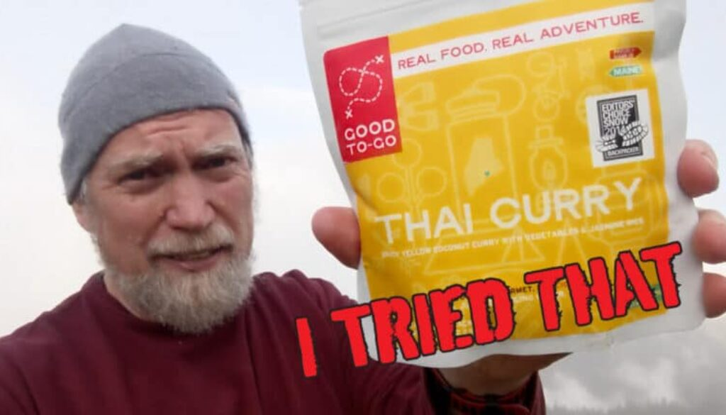 Good To-Go Thai Curry Reviewed
