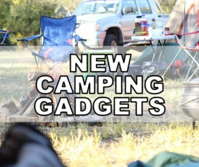 2021 new camping gadgets